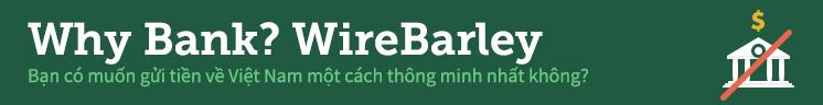 Gửi tiền online từ Úc về Việt Nam bằng ứng dụng trên điện thoại, trực tiếp trên website